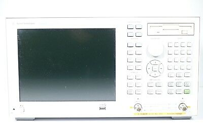 Keysight Used E5061A 1.5 GHz Network Analyzer (Opt.:015,275 75Ohm) ( Agilent )