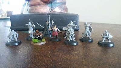 Fellowship Of The Ring - Lord Of The Rings/Hobbit GW Wargame Miniatures