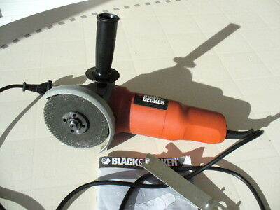 Meuleuse Black & Decker CD 115