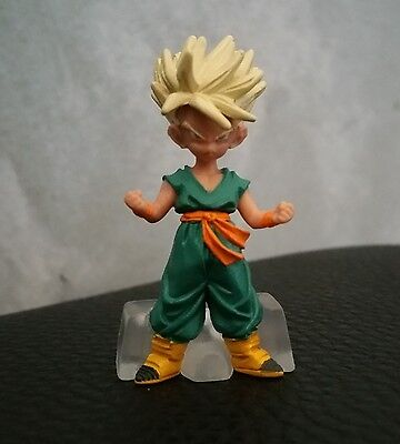 Dragon Ball Z Hg 19 Trunks Ss Gashapon Bandai Figure