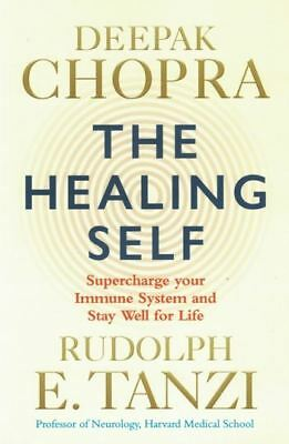 The Healing Self by Deepak Chopra NEW