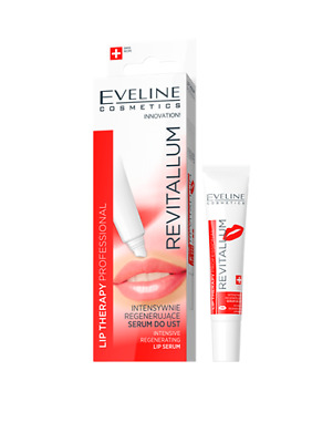 Eveline Revitallum Aloe Deeply Moisturising Lip Serum With Aloe Vera