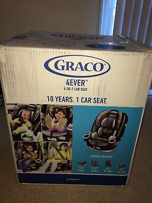 BRAND NEW Graco 4Ever 4-in-1 All-in-One Convertible Car Seat, Tone Color