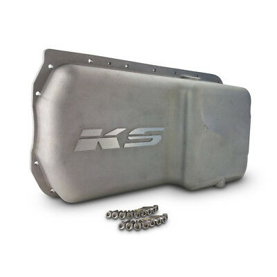 Ks Tuned Cast H2B Oil Pan For Honda H-Series H22