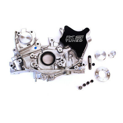 Ks Tuned Balance Shaft Eliminator Kit W/oem Honda Oil Pump H-Series H22 Non Vtec