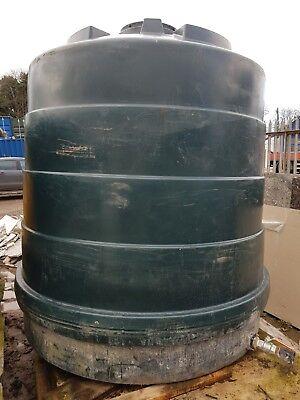 Water Tank single skinned 5000 Litre with ball cock
