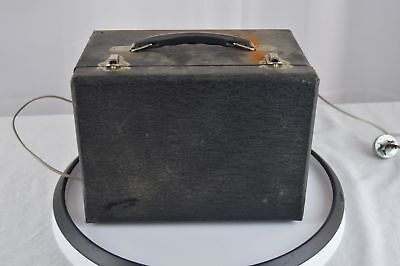VINTAGE INSTRUCTOGRAPH Morse code telegraph instruction machine with tape 1920