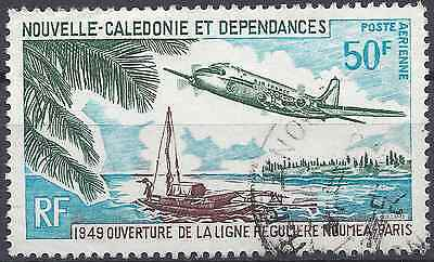 New Caledonia Pa N°109 - Obliteration Stamp Has Date