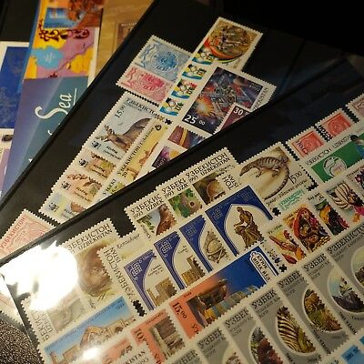 Uzbekistan Collection Of Stamps 1993/97 N°7/87 + Bloc Neuf Mnh Value