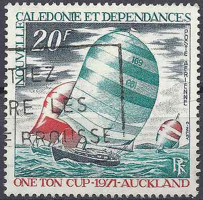 New Caledonia Pa N°120 - Obliteration Stamp Has Date