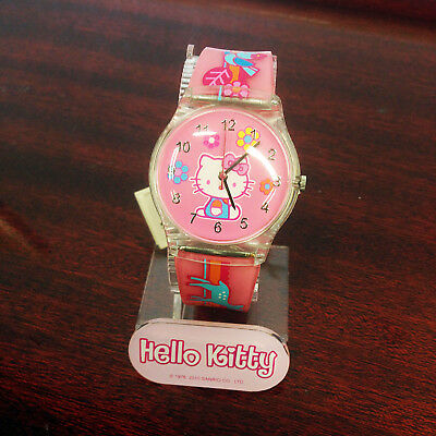 Orologio Hello Kitty Pink Woodland