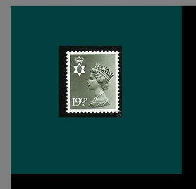 NI50 19½p Olive-grey Northern Ireland Regional Unmounted Mint