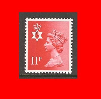 NI30 11p Scarlet Northern Ireland Regional Unmounted Mint