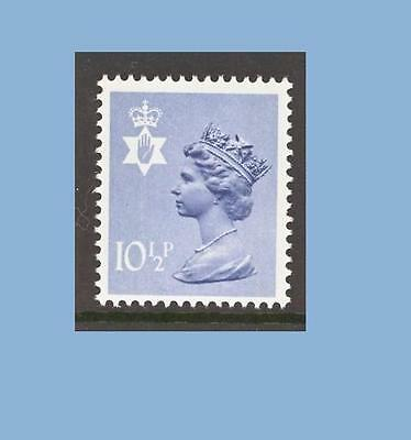 NI29 10½p Blue Northern Ireland Regional Unmounted Mint