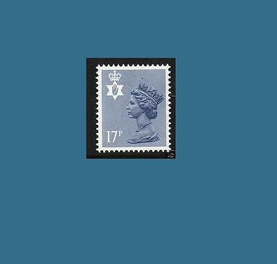 NI43 17p Grey-blue Northern Ireland Regional Unmounted Mint