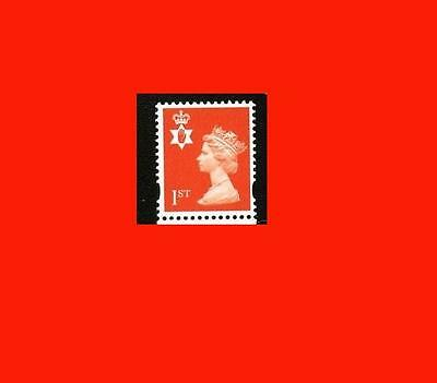 NI88 1st Orange-red Northern Ireland Regional Unmounted Mint