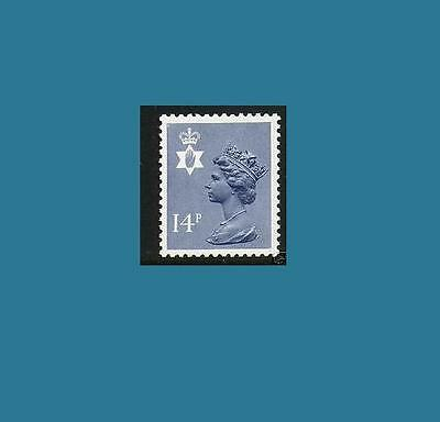NI38 14p Grey-blue Northern Ireland Regional Unmounted Mint