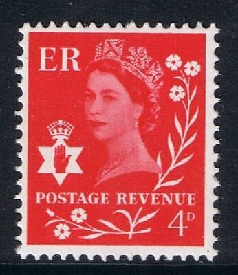 NI9 4d Red Northern Ireland Regional Unmounted Mint