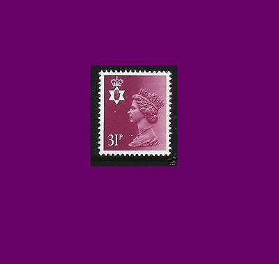 NI64 31p Brt Purple Type I Northern Ireland Regional Unmounted Mint