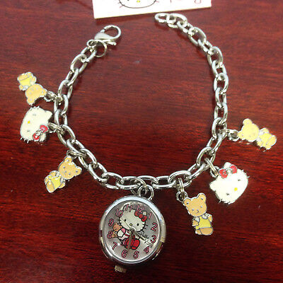 Orologio bracciale Hello Kitty Teddy