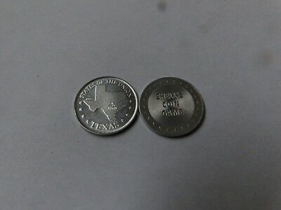 Shell's Coin Game - States of the Union: Texas