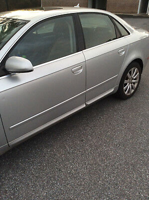 2008 Audi A4  2008 Audi A4 quattro Silver One Owner - 154K miles