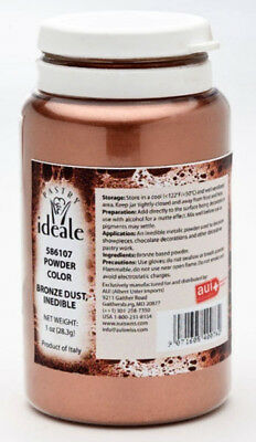 Pastry Ideale Bronze Dust (Inedible) - 1 oz