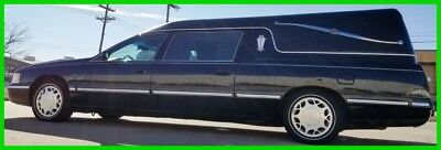 1999 Cadillac DeVille Base Sedan 4-Door 1999 Used 4.6L V8 32V Automatic FWD Hearse Premium
