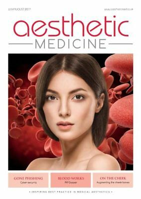 Aesthetic Medicine Magazine July August 2017 Cosmetic Surgery
