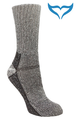 Aclima Hotwool Socks Socken 36-39 40-43 44-48 dick Merino Wool Outdoor grau grey