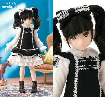 RURUKO Doll PS Little Lady Petworks Doll Gothic Lolita NRFB 01るるこ