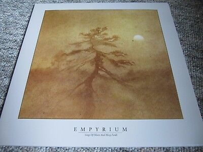 EMPYRIUM ‎– Songs Of Moors And Misty Fields LP - Dornenreich Ulver Moonspell