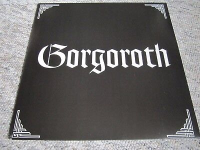 GORGOROTH - Pentagram LP - Mayhem Satyricon Marduk