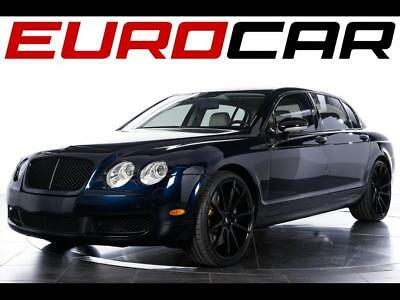 2006 Bentley Continental Flying Spur Flying Spur Sedan 4-Door 2006 Bentley Continental Flying Spur - CALIFORNIA VEHICLE, FRONT MASSAGE SEATS