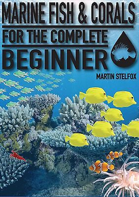 Marine Fish and Corals for the complete beginner, PDF BOOK (sent to your Email )