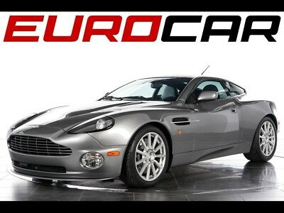 2006 Aston Martin Vanquish S 2006 Aston Martin Vanquish S - COLLECTOR CAR, ONLY 7,400 MILES!
