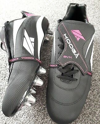 kooga brand new rugby boots size UK12