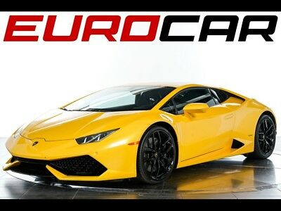 2016 Lamborghini Huracan LP 610-4 2016 Lamborghini Huracan LP 610-4 - STUNNING, ONLY 3,000 MILES, LIFTING SYSTEM