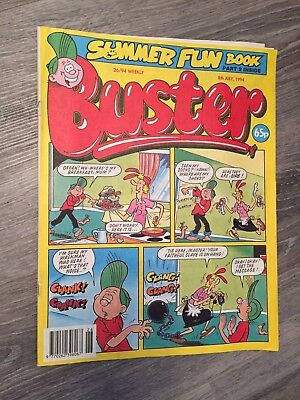 Buster Comic - 8th July 1984 - 26/94