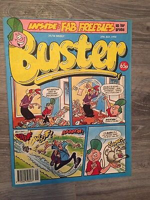 Buster Comic - 29th July 1994 - 29/94