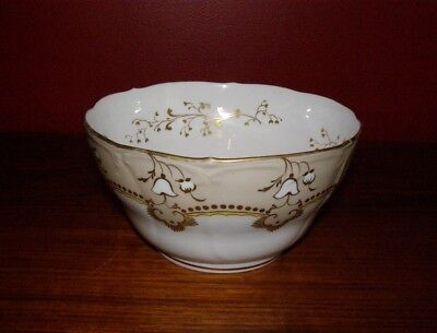Antique Early 19th Century Unmarked English Ridgway Porcelain Bowl Ca. 1815