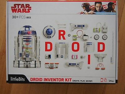 BRAND NEW LittleBits STAR WARS Droid Inventor Kit- Melbourne location