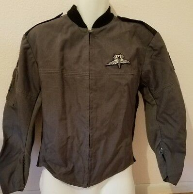 STARSHIP TROOPERS TUNIC Screen Worn Original Mobile Infantry Sz 42 LGE w/COA