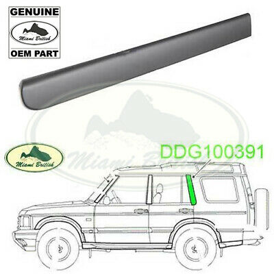 DDG100381 Right Hand Genuine Land Rover C Pillar Post Cover ...