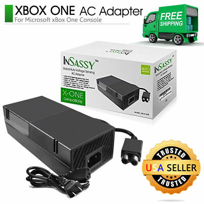 AC Adapter for Microsoft xBox ONE Power Supply Replacement Charger Brick Cord
