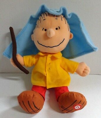 Hallmark Peanuts Linus What Christmas Is All About Talking Plush Doll 2015