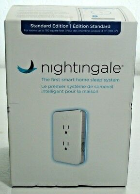 Nightingale Smart Home Sleep system Therapy Noise Masking - Single Pack NG2000