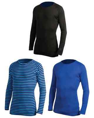 3 Peaks Polypro Unisex LONG SLEEVE Thermal Top available in various colours