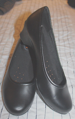 Safe-T-Step Comfort Womens Shoes 7.5