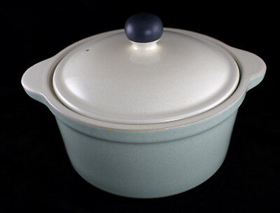 2 Quart Casserole Dish with lid by Denby Langley Energy pattern